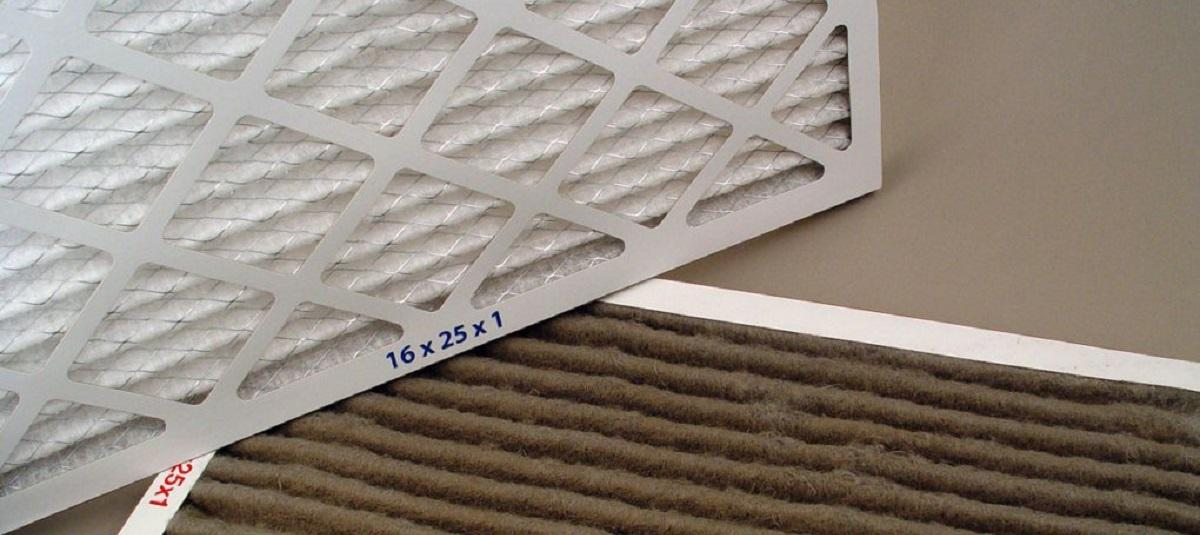 clean vs dirty furnace filter